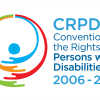 CRPD 10th anniversary logo